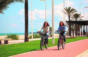 Las bicicletas serán para el verano