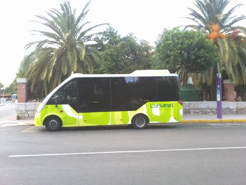 transporte público Gandia