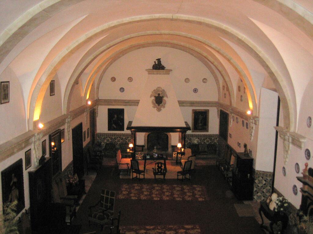 Monsterio de Sant Jeroni de Cotalba. Salón de Ceremonias