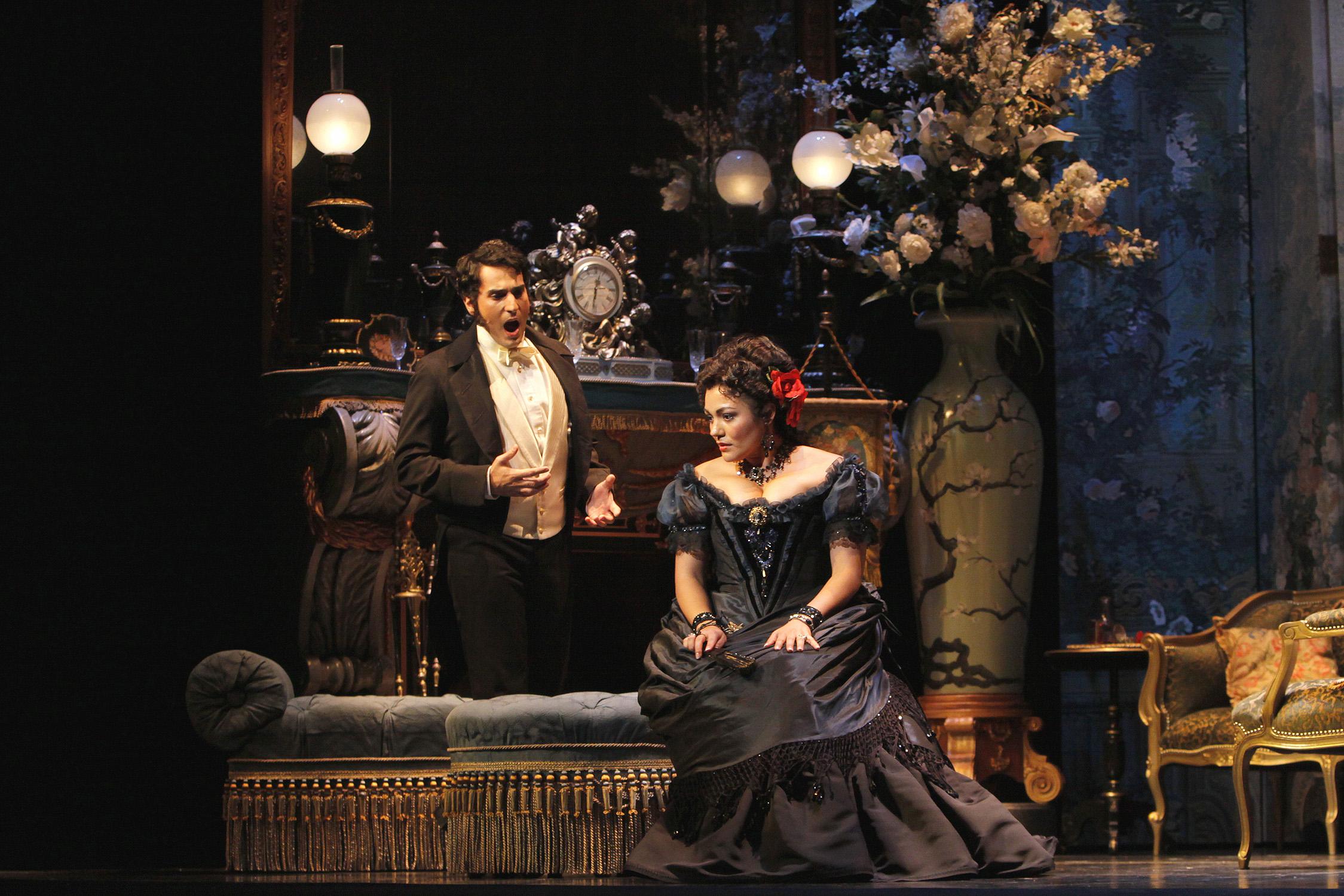 Ópera en la programación del Teatre Serrano: «La Traviata» el 21 de Octubre