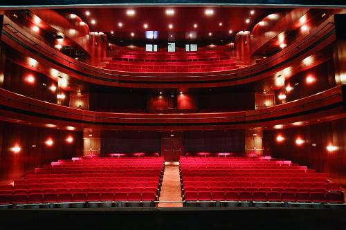 Programación de Noviembre en el Teatro Serrano