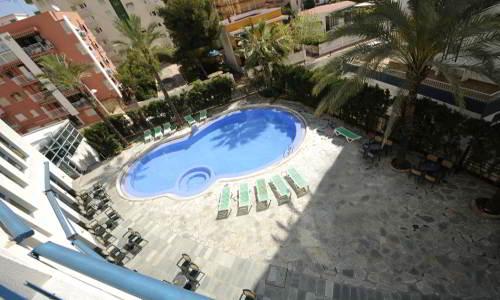 Hotel Principal playa Gandia