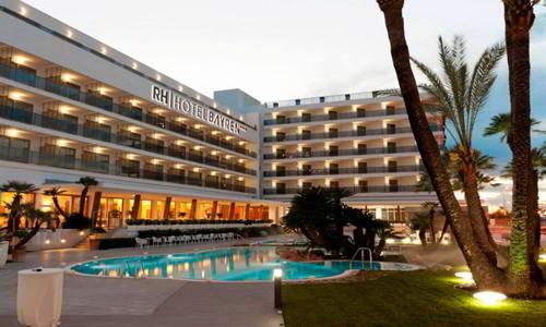 hotel rh bayren en playa de gandia