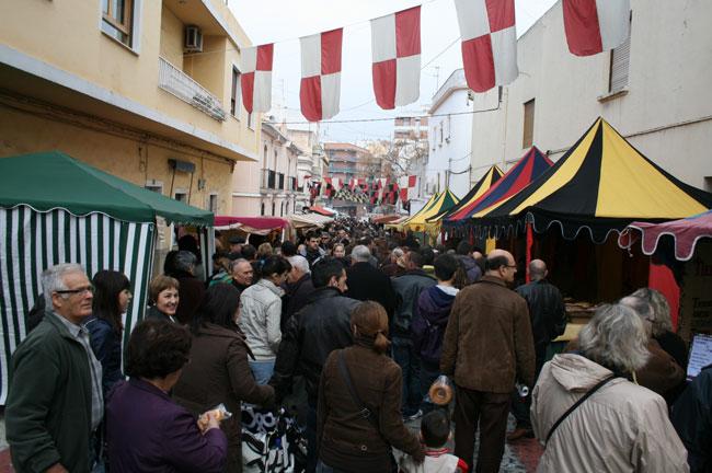Calderes i Porrat de Sant Antoni en Oliva este fin de semana