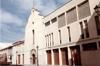 Fachada convent de Santa Clara