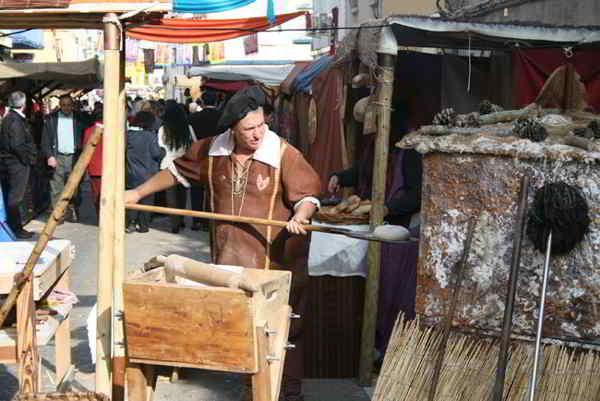 El Porrat de La Font d'En Carròs, el 25 y 26 de enero