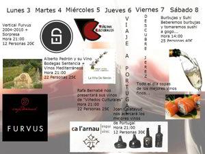 El restaurante VINS I MÉS celebra su séptimo aniversario con unas jornadas de cata