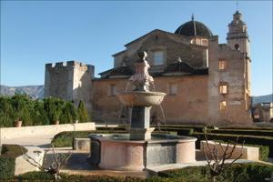 El Monasterio de Santa María de Simat celebra el Día de la Valldigna