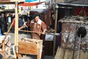 Porrat de Sant Antoni en La Font d'En Carròs del 27 al 29 de enero