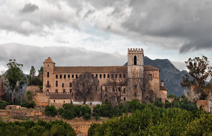 Visitas guiadas al Monasterio de San Jerónimo de Cotalba