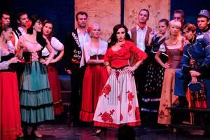 En marzo, Carmen de Bizet en el Teatre Serrano