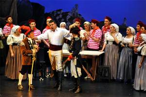 Programación de febrero en el Teatre Serrano