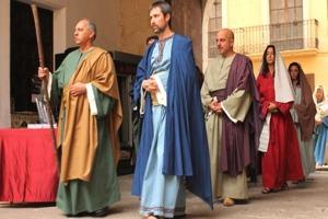 procesiones semana santa de Gandia