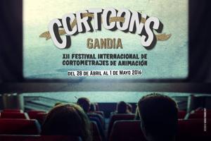 Festival Cortoons del 28 de abril al 1 de mayo