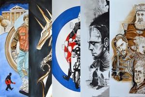 Caffe Art Creations de Julio Tormo Baixauli