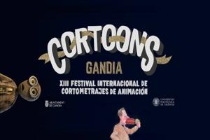 Programa del XIII Festival Internacional de Cortometrajes de Animación Cortoons