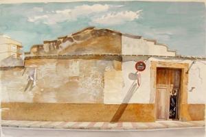 Phoenix – Fénix, pinturas y cerámicas de  Robert Sedgley y Empar Faus