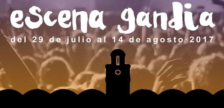 Festival Escena Gandia 2017 con Manuel Carrasco, India Martínez, Vanesa Martín y Malú