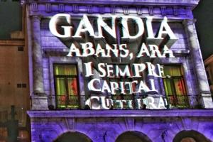 Gandia Capital Cultural, el compromiso de una ciudad con la cultura