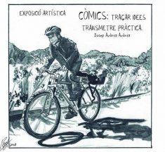 "Josep Avària expone ""Traçar idees, transmetre pràctica"""