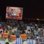 Cine junto al Mar, los lunes de verano cine para todos