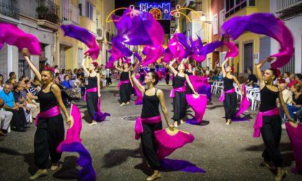 Festes de Moros i Cristians a Bellreguard