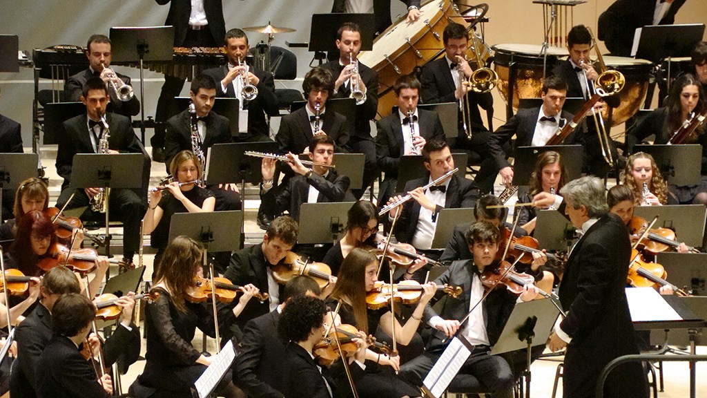 Concierto de la Orquestra Jove de la Generalitat Valenciana