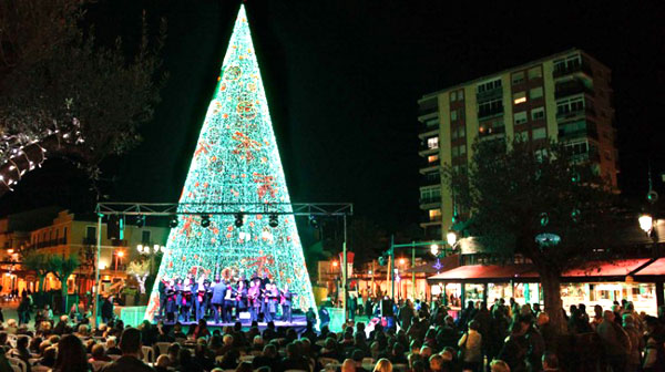 Programación especial de Navidad en Gandia