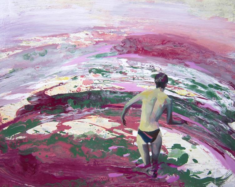 «Lo mejor del día» de Carmen Montero en la galería Coll Alas