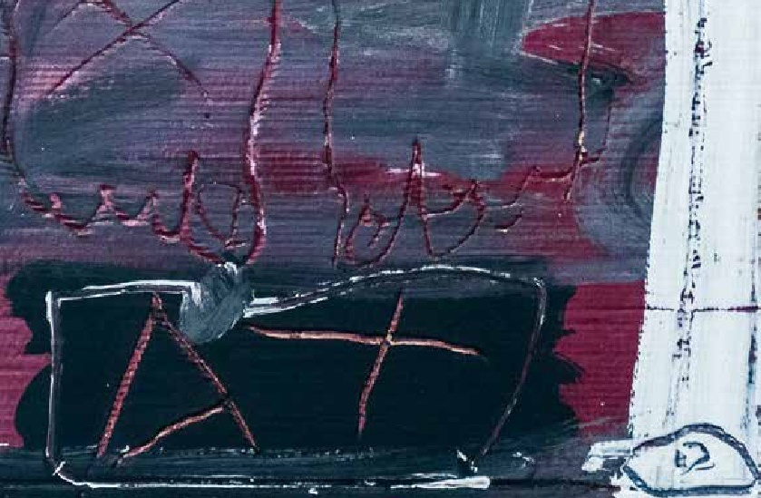 Una exposición muestra el fondo patrimonial de arte contemporáneo de Gandia