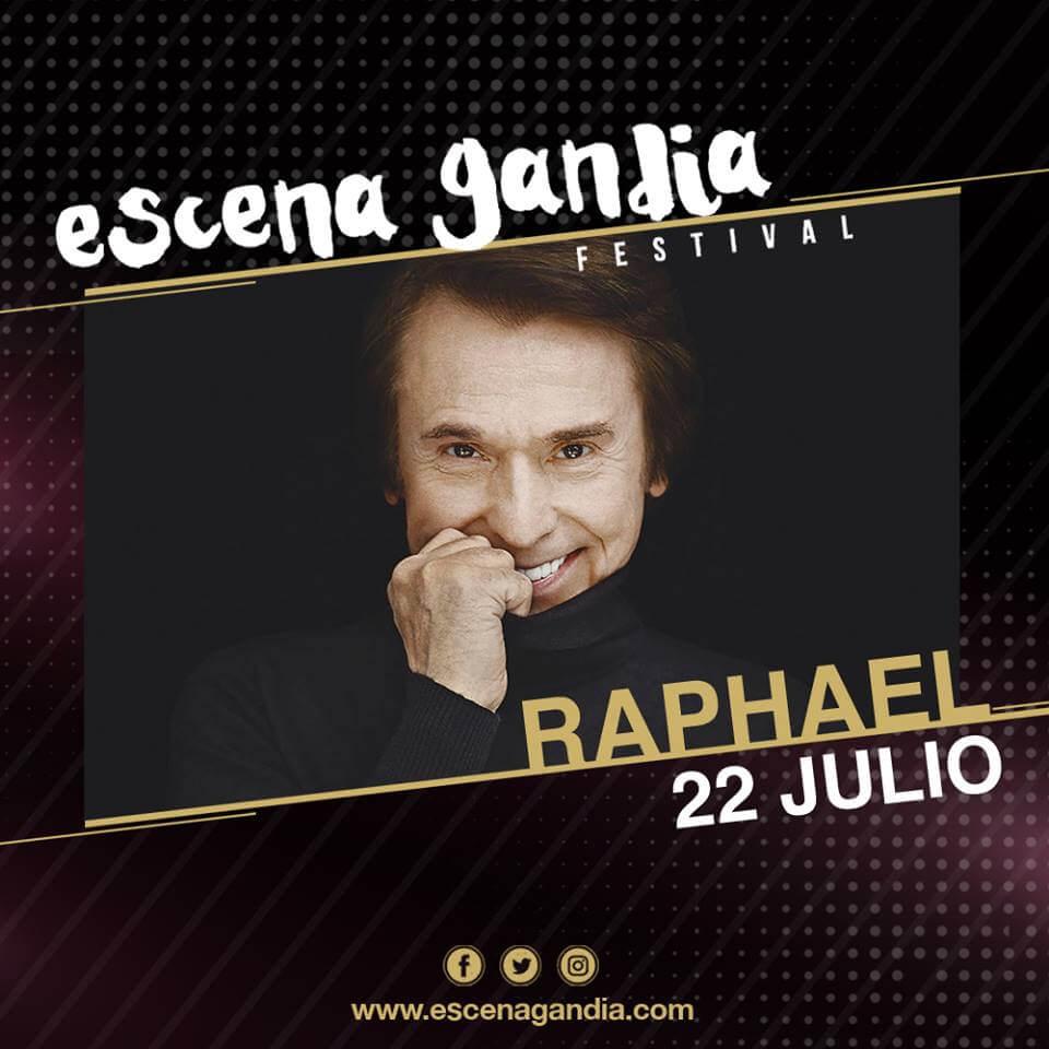 Escena Gandia 2018 Raphael