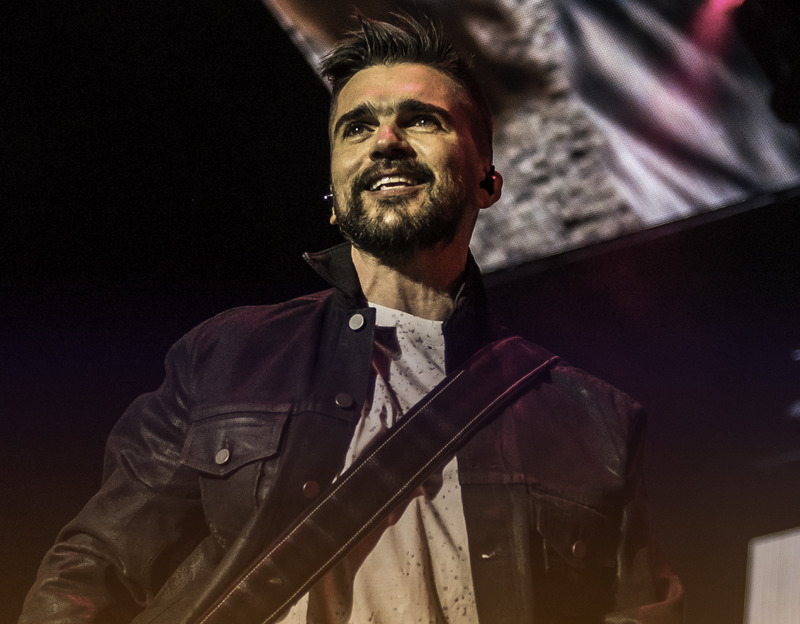 Juanes en el Festival Escena Gandia el 2 de agosto