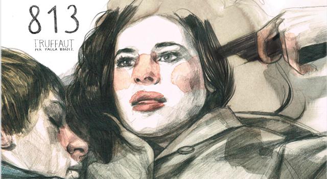 """""""813 Truffaut"""" de la ilustradora Paula Bonet"""