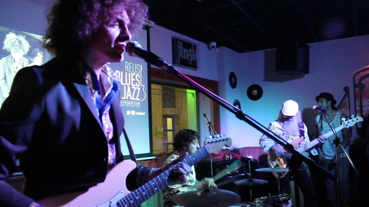 Vermut Session en el Pub Dublín con Canas Band