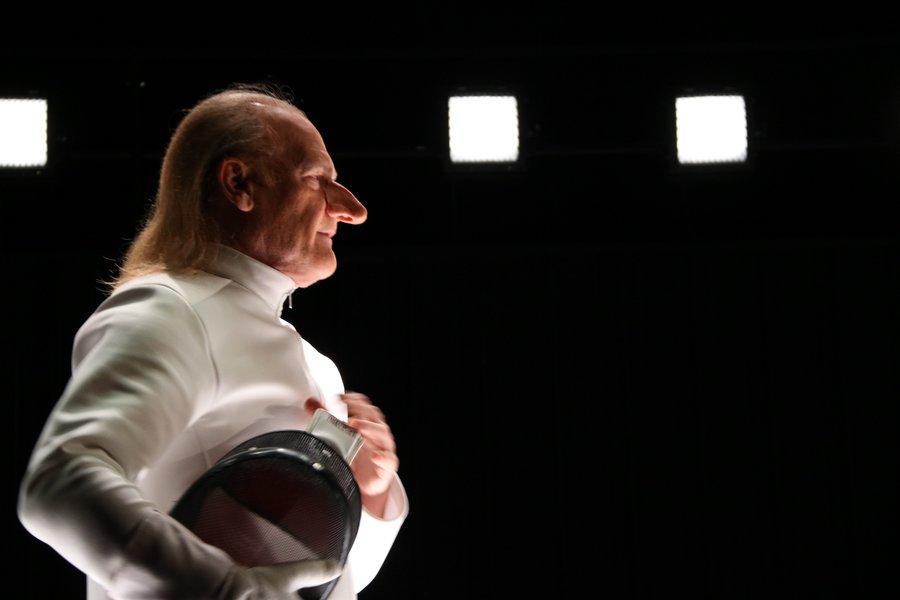Cyrano, el clàssic d'Edmond Rostand amb Lluís Homar, al Teatre Serrano