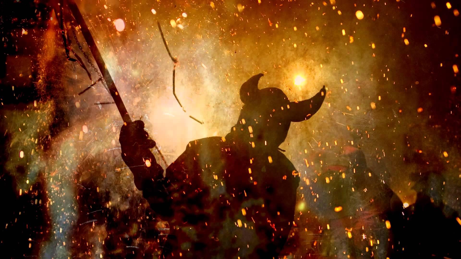 Muestra fotográfica de David Cantillo «Rituals de festa i foc»