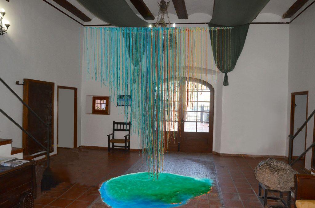 Exposició «Els lligams de l'aigua» de Cesc Biosca