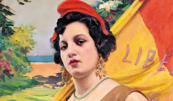 Exposició «Estètica republicana a València» del Museu Valencià de la Il·lustració i de la Modernitat