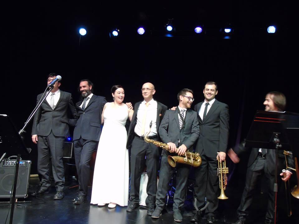 Las Vegas Jazz Band en el ciclo de conciertos «Música al Monestir»
