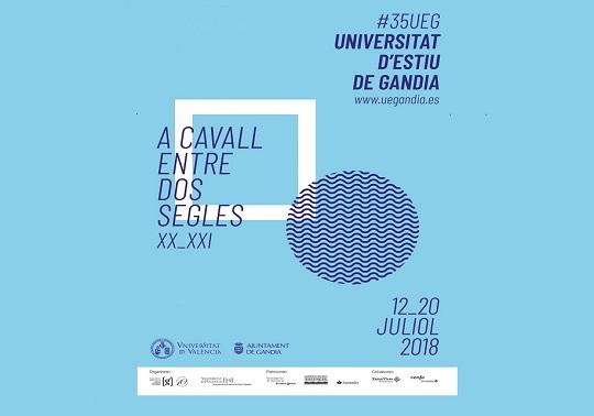 XXXV Universitat d'Estiu de Gandia del 12 al 20 de julio