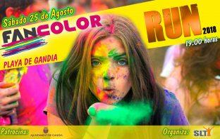 fan color run
