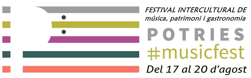 Potries Music Fest, un encuentro intercultural con nuestra tradición mediterránea
