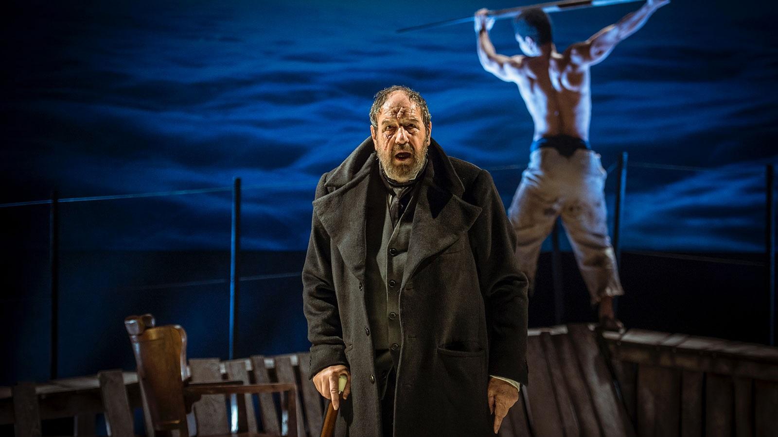 En diciembre llega Moby Dick, con Josep Maria Pou