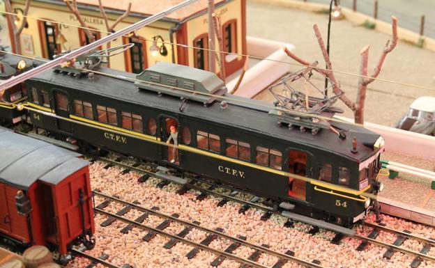 El mundo ferroviario en miniatura