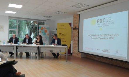 Encuentro Focus  Pyme y Emprendimiento Comunitat Valenciana 2018