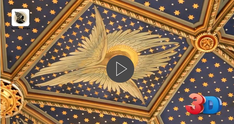 Una visita virtual por el Palau Ducal de Gandia