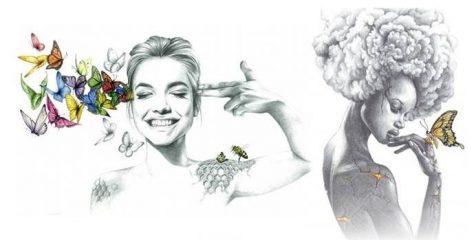 """""""Bonhomía"""", ilustraciones de Tetyana Karaban"""