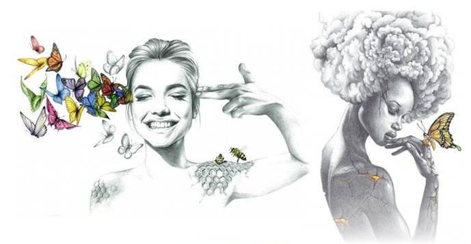 «Bonhomía», ilustraciones de Tetyana Karaban