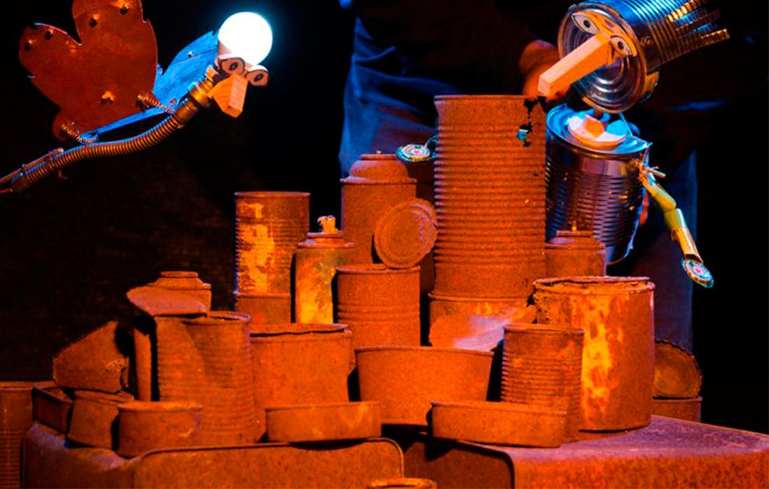 Programa RRRR! Festival d'Art i Reciclatge