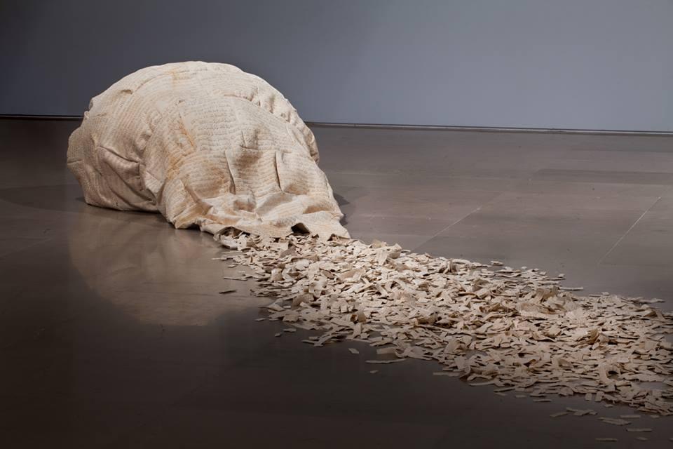 Potries acoge la colección de arte contemporáneo de la Generalitat Valenciana
